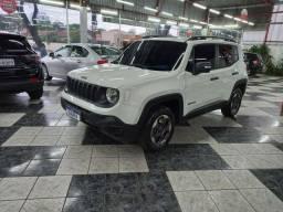Título do anúncio: Jeep Renegade Flex Automático 2021 c/ apenas 9.500 Km rodados! (Único Dono)
