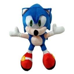 Título do anúncio: boneco Sonic de pelúcia grande
