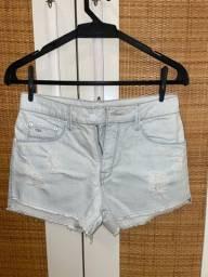 Short Jeans Calvin Klein (nunca usado)