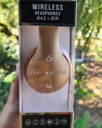 Título do anúncio: Lançamento! Fone Bluetooth F 013 Original
