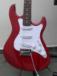 Título do anúncio: Vendo ou troco Guitarra Strato Strimberg