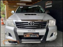 Título do anúncio: Toyota Hilux 3.0 CD D4-D 4x4 Turbo Diesel  2013