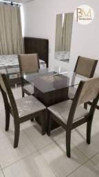 Flat com 1 dormitório para alugar, 30 m² por R$ 1.400,00/mês - Kalilândia - Feira de Santa