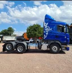 Scania- R 440.