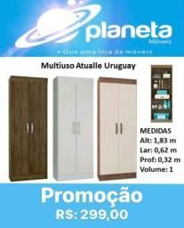 Título do anúncio: Organizado Uruguay Frete Gratuito