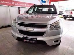 Título do anúncio: Chevrolet S10 LTZ 2.4 CD Flex/GNV 2014