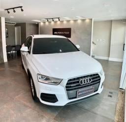 Audi q 3 blindada branca novíssima