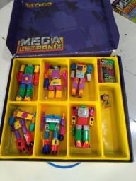 Título do anúncio: Coleção Mega Letronix Recreio