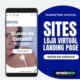 Título do anúncio: Criação de Sites Profissionais - Google Ads, Facebook Ads, Instagram Ads - Gestor Tráfego