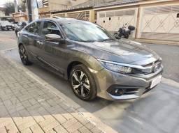 Honda Civic Touring 1.5 turbo 2018 U.Dono 27.000km