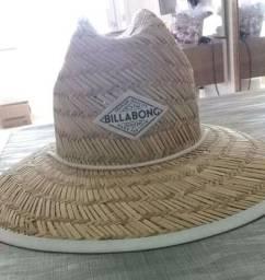Chapéu de palha billabong original