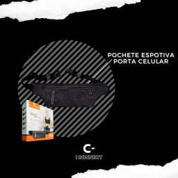 Título do anúncio: Pochete esportiva porta celular