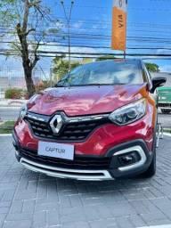 Título do anúncio: Renault Captur Intense 1.3 Turbo Aut com primeira parcela para Julho 2022.
