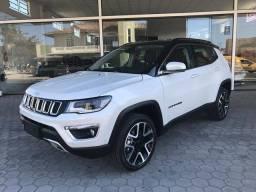 Título do anúncio: Jeep Compass Limited Diesel 4x4 21/21-0km (Pronta Entrega)
