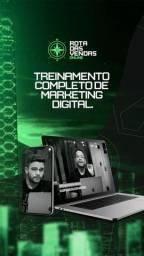 Título do anúncio: Treinamento Marketing Digital - Rotas das vendas online