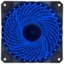 Título do anúncio: fan/cooler gamer v.lumi 30 pontos de led 120x120 azul - vlumi33b