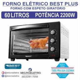Título do anúncio: Forno Elétrico 60 Litros Best Plus
