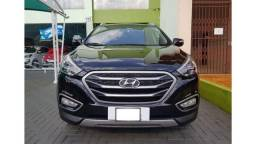 Título do anúncio: Hyundai IX35 GLX B 2.0 2016 Preta