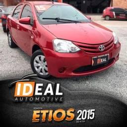 Título do anúncio: Toyota ETIOS SD X