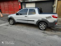 Fiat strada working cabine dupla 2014 1.4 relíquia