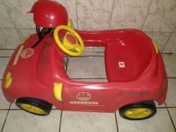 Mini veículo infantil. Carro do bombeiro!