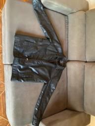 Título do anúncio: Blusa de couro