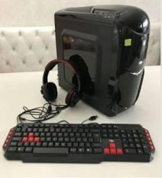 Pc gamer sem placa de vídeo