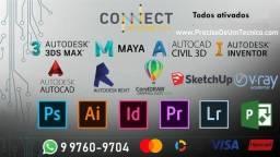 Instalação de programas profissionais - Informática   TOP