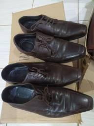 Sapatos masculino n 42 conservados