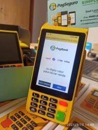 Máquininhas de Cartão PagSeguro Moderninha Pro2