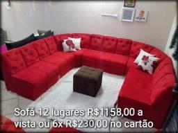 Desconto  imperdível  sofás e móveis novos direto da fábrica