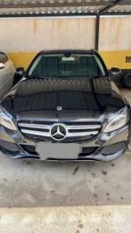 Título do anúncio: Mercedes C180 Avantgarde flex 2018