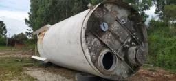Silo Metálico para 100 ton - Para Cimento, Calcário e Outros Minerais - #8337