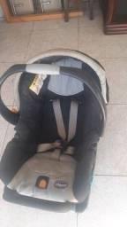 Excelente bebê conforto da marca Chicco em bom estado de conservação