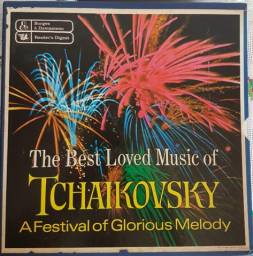 Box Lp The Best Loved Music Of Tchaikovsky 10 Discos