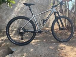 Título do anúncio: Bike SENSE impact sl 2021 com Upgrade