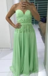 Vestido longo de festa Tutta