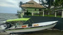 Lancha Taxi Boat - 2013