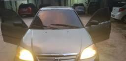 Honda Civic 1.7/16v 2001/2001 38.500 KM - 2001