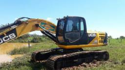 Escavadeira Hidraulica JCB/JS200 ano 2012/2012 não perca!!!!