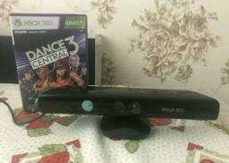 Kinect Xbox 360 + 1 Jogo Original