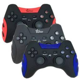 Game Pad Controle Sem Fio Game Ps3