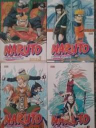 Revistas Naruto Gold