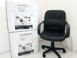 Cadeira De Escritório Giratória Super Promoção(nova)lacrada Só Hoje 280,00