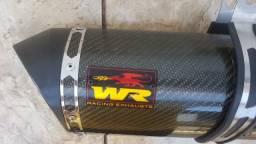 Escapamento WR GSR750