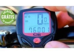 Velocímetro digital ciclo computador bike p d'água bicicleta - entrega grátis