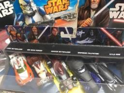 Hot Wheels Star Wars - Miniaturas