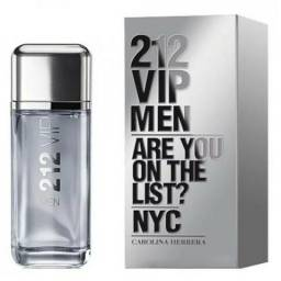Perfume 212 Vip Men Eau De Toilette 50ml - Carolina Herrera