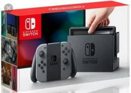 Nintendo Switch Cinza Lacrado
