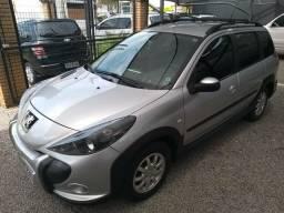 Peugeot 207 Escapade 1.6 SW Flex Ano 2011 - 2011